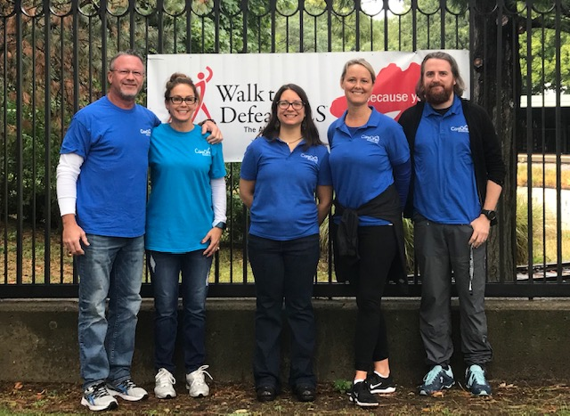 CareOne Senior Care Staff, Family and Friends Volunteer at 2019 Walk to Defeat ALS -Detroit - Southeast Michigan Home Care Blog Posts | CareOne Senior Care - ALS_Group_