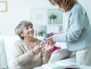Caregiver Services Commerce Township MI: Hospice Care - CareOne Senior Care - care2